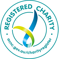 ndis registered charity logo