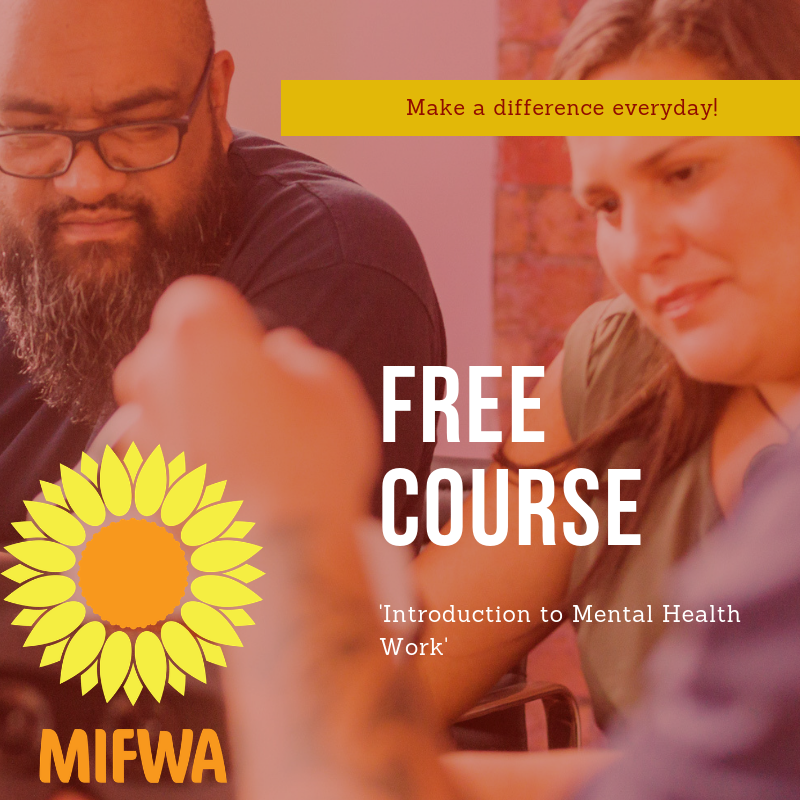 Introduction to Community Mental Health Work