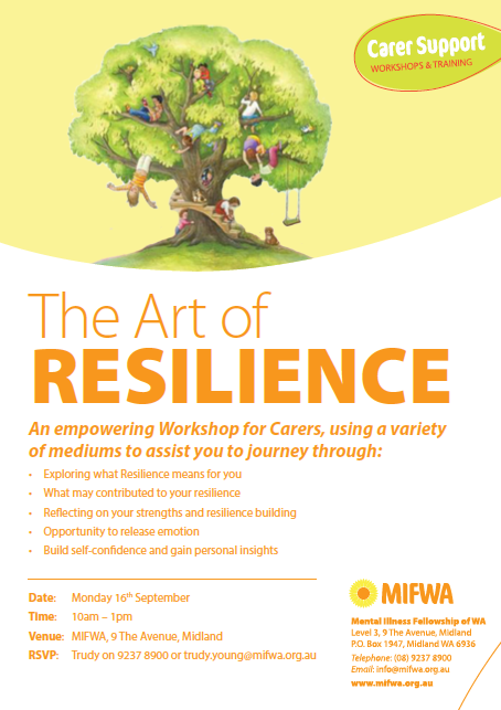 The Art of Resilience – Midland