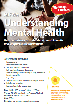 Understanding Mental Health – Midland