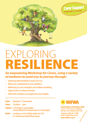 Exploring Resilience – Cannington