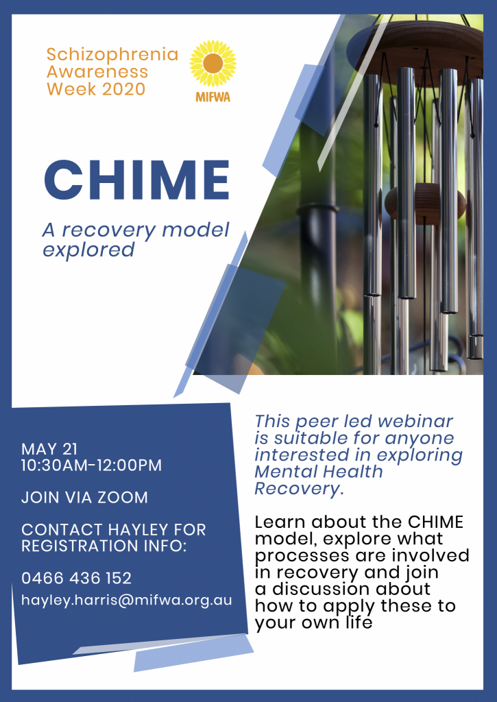 CHIME poster SAW 2020