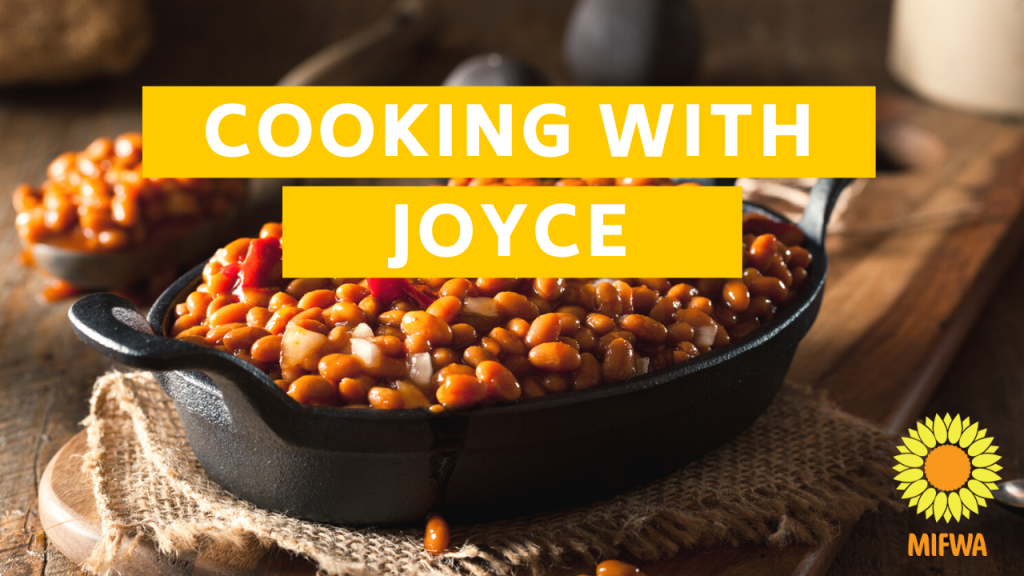 Cooking with Joyce – Homemade Baked Beans