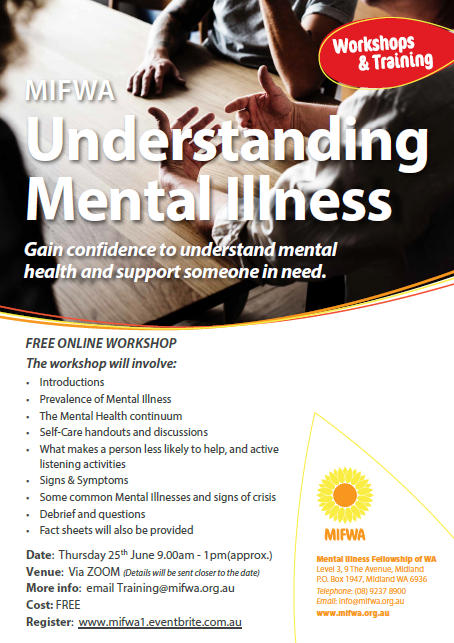 Understanding Mental Illness [FREE Online Training]