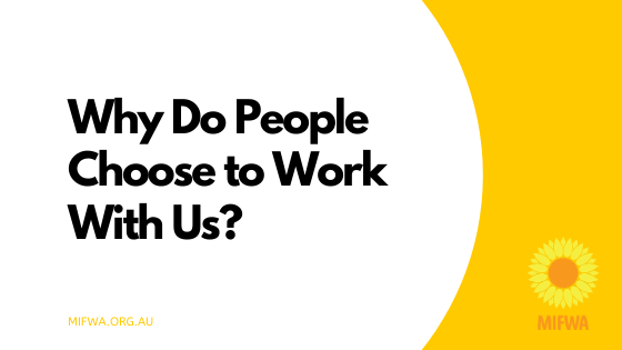 Why Do People Choose to Work With Us?