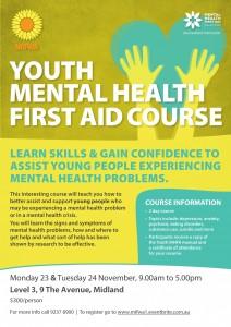 Youth MHFA MIFWA November 2020