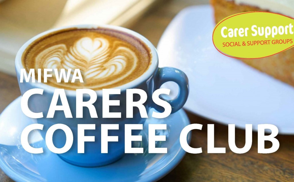 Carers Coffee Club NORTH