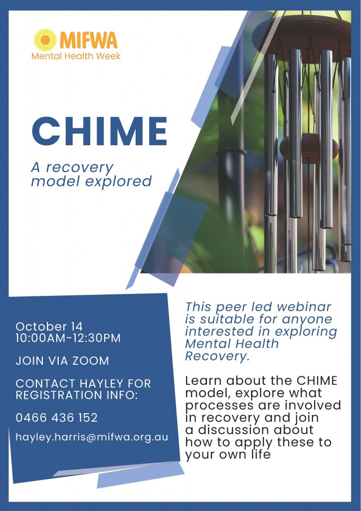 An Introduction to CHIME – A Recovery Model Explored