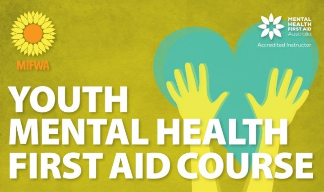 Youth Mental Health First Aid – Narembeen FREE