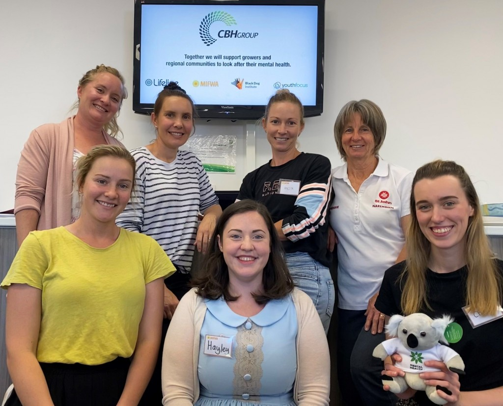 Youth Mental Health Training in Narembeen