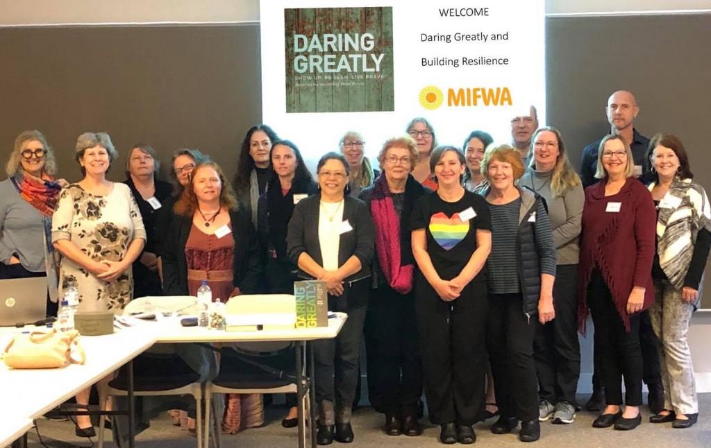 Daring Greatly™ Workshop Northam – FREE