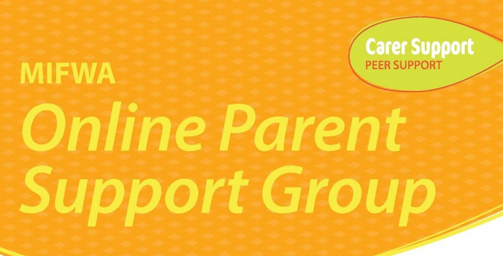 Online Parent Support Group