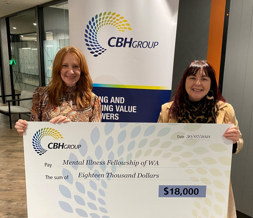 HMMS Supporting Mental Health Programs with Valuable Funding